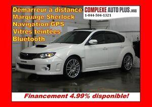 2011 Subaru Impreza WRX STi Sport-tech *Navi/GPS, Cuir, Toit