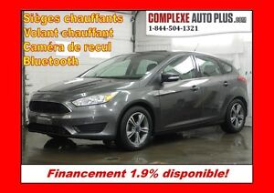 2015 Ford Focus SE Hatch *Mags, Camera recul