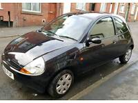 Black Ford Ka 1.3 Collection 3dr