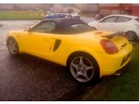 TOYOTA MR2 ROADSTER convertible, sale for the best offer!!! Must sale asap! Not mx5 z3 cupra