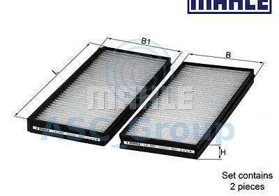Genuine MAHLE Replacement Interior Air Cabin Pollen Filter LA 365S LA365S