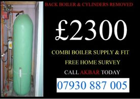 BOILER INSTALLATION, REPLACEMENT, SWAP,megaflo, CONVENTIONAL TO combi, BACK BOILER REMOVED, gas safe