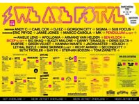 We Are FSTVL Saturday Ticket