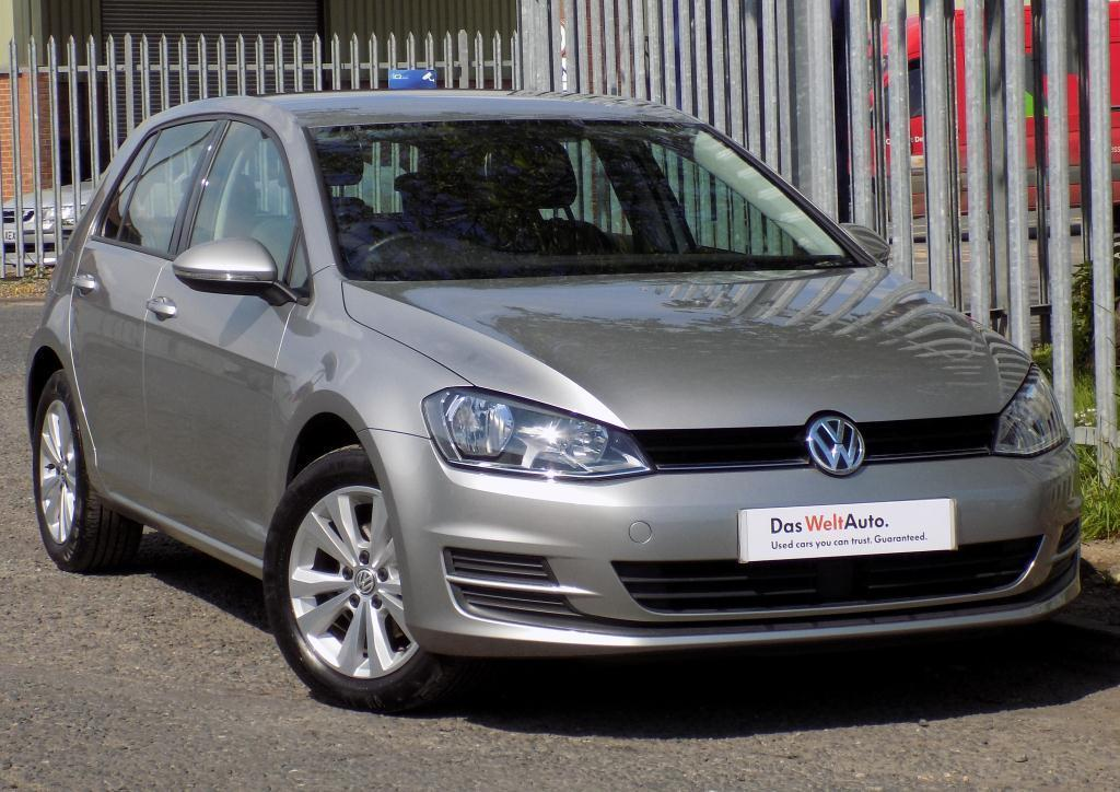 volkswagen golf 1 6 tdi 105 se 5dr 2014 in northallerton north yorkshire gumtree. Black Bedroom Furniture Sets. Home Design Ideas