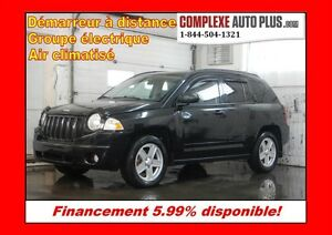 2010 Jeep Compass North 4x4 AWD *Mags, Fogs