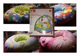 Inflatable Play Rings In Excellent Condition