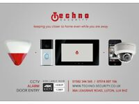 CCTV and Alarm Installation For Homes and Commercial (Techno security)