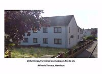 Modern attractive one bedroom flat to let, available either furnished or unfurnished