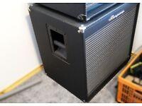 Ampeg Portaflex PF-115LF Bass Speaker Cabinet MINT