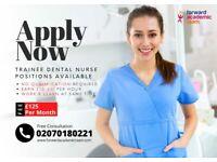 Dental Nursing Diploma in Woolwich, UK - July 4   Trainee Dental Nurse