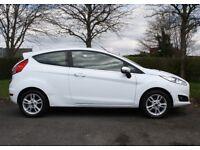 Ford Fiesta 1.25 Zetec 3dr Good / Bad Credit Car Finance