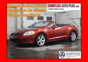 2009 Mitsubishi Eclipse Spyder GS Convertible *Mags