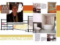 Interior designer who help realize your dreams.