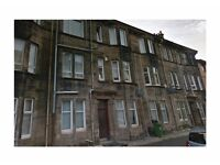 1 Bedroom Fully Furnished Property to Let, Paisley, Espedair Street.