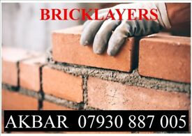 BRICKLAYER,EXTENSION,NEW BUILD, BRICK REPAIR,FOUNDATION DIG OUT, MUCK AWAY,POINTING,MINI DIGGER