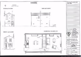 Architectural drawings, sevices Structural Engineers reports, Working drawings,