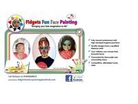 Face Painter - Fidgets Fun Face Painting
