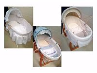 Moses Baskets in Excellent Condition - Mothercare, Mamas & Papas REDUCED
