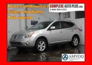 2009 Nissan Rogue SL AWD 4x4 *Toit ouvrant, Mags