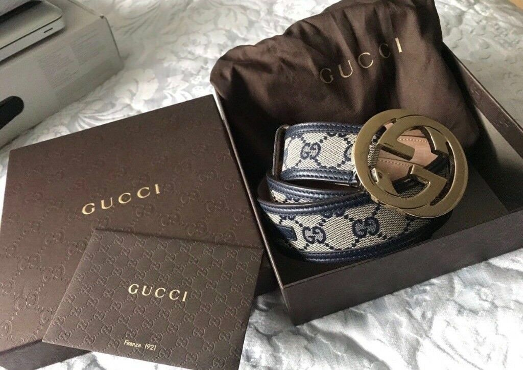 c5b749fbfdd Women s Gucci belt with box excellent condition genuine