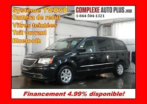 2012 Chrysler Town & Country  Touring *DVD, Navi/GPS, Toit ouvra