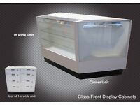 Glass Front Display Counters