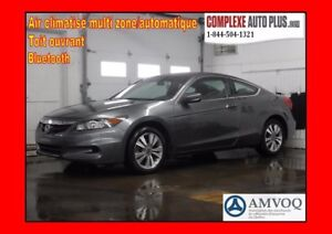 2011 Honda Accord Coupe EX *Toit ouvrant, Mags