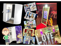 Photo Booths, Magic Photo Mirrors, Giant Love Letters, Great Offers