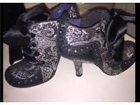 Irregular choice heels uk6