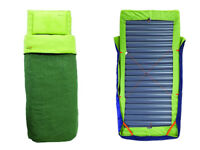 Sleeping Bag Camping Bed Inflatable Mattress