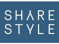 Are you a Photographer? Come and work with ShareStyle and set you own hours.