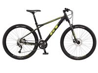 "£40 per month NEW GT AVLANCHE SPORT 27.5"" MOUNTAIN BIKE FINANCE PAY MONTHLY"
