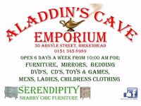 business partner wanted for an emporium