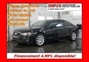 2011 Audi A4 2.0T Premium Quattro *Cuir, Toit
