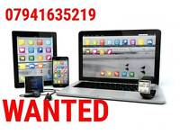 WANTED - PS4 XBOX ONE 360 PS3 PLAYSTATION TV OLED LED SLR DSLR GAMING PC LAPTOP