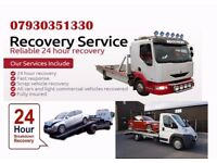 24/7 Car Transport Recovery ,Breakdown,
