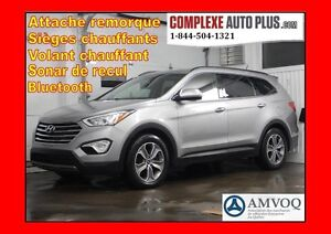 2013 Hyundai Santa Fe XL Premium AWD V6*7 passagers, 4x4