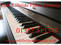 One-to-one Piano Lessons in East Kilbride by experienced and qualified teacher