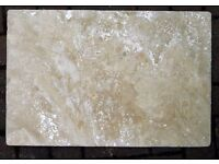 Travertine natural stone tiles 24 x 16 inch