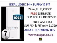 £399 BOILER INSTALLATION,£1299 SUPPLY & FIT,HOB COOKER INSTALLATION,central heating,GAS CERT,SERVICE
