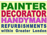 FAST CLEAN POLISH PAINTER/FITTER/HANDYMAN