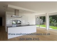 KITCHEN EXTENSION BUILDERS, Loft Conversion, NEW Build, Basement CELLAR Conversion, garage conversn