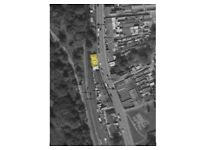 Land for sale - potential to build