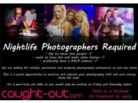 Nightlife photographer