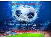 2X12 MONTHS GIFT OPENBOX/SKYBOX/ZGEMMA/DREAMBOX/AMIKO