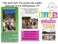 TEACHIN ENGLISH IN SPAIN JULY 2018