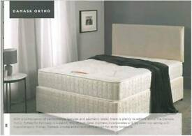 Excelsior orthepedic beds available starting from £115