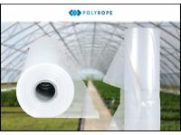 Clear Polythene Plactic Greenhouse Polytunnels