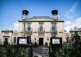 Bar Staff required for Stockbridge Hotel