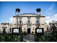 Bar Staff required for Stockbridge Hotel